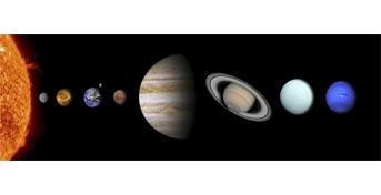 Exposition « Le système solaire à pas de géant »