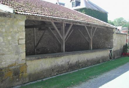 Lavoir d'Aubilly, collection PNRMR