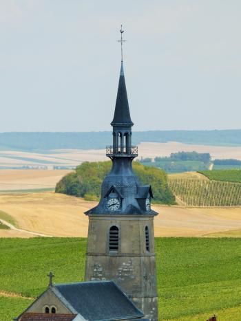 Église de Sermiers ©PNRMR